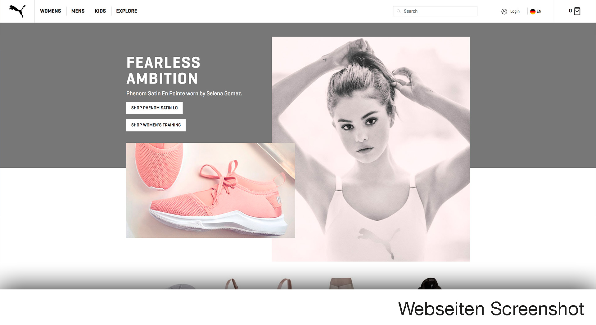 Puma online-dating-service