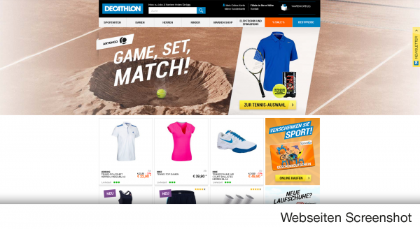 DECATHLON.de - Sport for all - all for sport