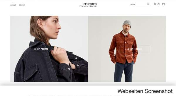SELECTED is part of the BESTSELLER family. BESTSELLER is a family-owned clothing and accessories company founded in 1975 by Merete Bech Povlsen and Troels Holch Povlsen. They provide fast affordable fashion for women, men, teenagers and childr