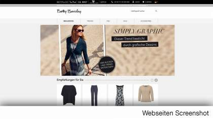 Betty Barclay - Online Shop