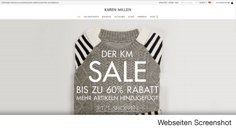 Karen Millen ein internationales Modeunternehmen | Online - Shop