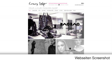Luxury Loft - Designer Mode online shoppen