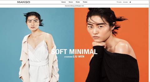 Das MANGO-Konzept bedeutet, erfolgreich die urbane und moderne Frau zu kleiden